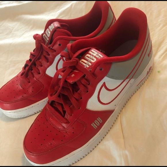 Nike Shoes | Mens Houston Rockets Nike